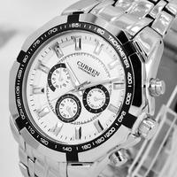 Relogios luxury Reloj Brand Curren male sports watch commercial quartz waterproof precision inveted  cassio