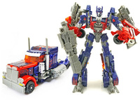 Dark of the Moon - MechTech Voyager Optimus Prime Classic Robot Toy Deformation Robots Action figure one piece Toys for Boys
