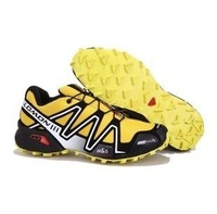 2013 NEW Salomon Speedcross 3 Running Shoes Men's France Walking Ourdoor Shoes Climashield Sport CS XT 3D wings ultra 40-46
