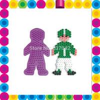 5mm puzzle magic little boy transparent card