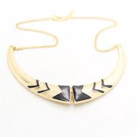 Canlyn Jewelry (2 pieces/lot) Fashion Retro Vintage Short Collar Necklace for Women Bijouterie CX065