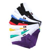 Free Dropshipping*5 PCS Men's Fashion Mesh Hole Briefs  Cotton Underwear Cozy Underpants S M L XL SL00418