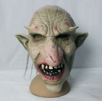 Halloween Goblin Mask /Big Nose Terror Monster  Online Game Masks Silicone Mask Latex Mask Masquerade Party