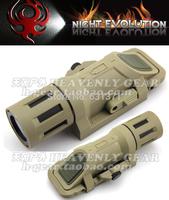 Night-Evo INFORCE WML Multifunction Weapon Mounted Light(DE/BK)
