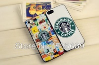 free shipping Star wars coffee phone case for iphone 5 5G protective case for iphone5 10pcs/lot