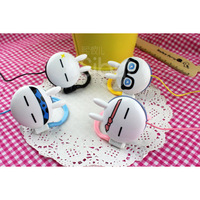 wired headset cartoon  new headphones
