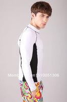 2013 Summer Free shipping S/M/L/XL/XXL Men's wetsuit long sleeve diving suit Mens Wetsuit