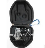 Portable Convenient Bag for Gopro Hero1 Hero2 Hero3 Hero3+ with good quality for Hero3+