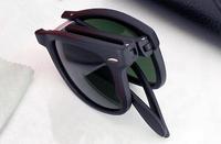 Wholesale - men  women sunglasses   folding glasses choice of colors