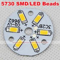 Smd 5730 Led Chip Beads For High Power Led Lamp Light Warm White Cool White Epileds Chip Beads Lighting