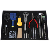 20 in 1 Universal Deluxe Watch Opener Tool Kit for Watch Pin Remover SHF-23678