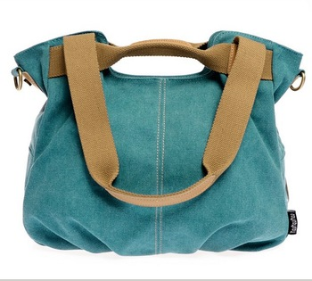 2013 New Women messenger bags vintage Casual Canvas bags Women's handbags
