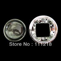 5set 10W -100W LED Lens Reflector Collimator + 50mm Base NEW