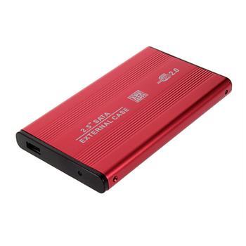 1 шт. USB 2.0 2.5 дюймов SATA корпус внешний чехол для ноутбука портативный жесткий ...