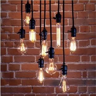 Old fashioned screw-mount vintage light bulb special lighting bulb -E27 in 220v/110v(China (Mainland))