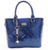 2013 women's handbag autumn fashion trend of the portable print one shoulder women bag