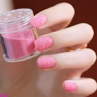 light Pink Plush Velvet Manicures Nail arts 20ml per bottle as same as ciate manucure