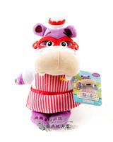 New 2014 Original  Doc McStuffins Stuffed Toys Hallie Plush Dolls For Children Free Shipping