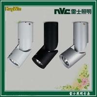 Original NVC Slt228  Mounted Ceiling Wall Led Spotlight White Black Silver Lamps Holofote