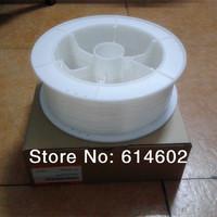 Free shipping,2700M/roll  0.75mm PMMA fiber optic, best quality,best price guaranteed.
