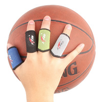 2014 Top Fasion Extended Fingerstall Finger Joints Sprain Sports Fitness Ventilative Basketball Support 1986 Two Loaded 4 Colors