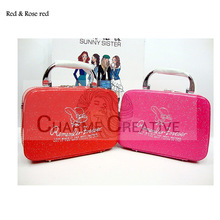 leather cosmetic bag promotion