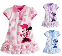 wholesale 5pcs/lot,2013 New,children's clothes,girls dress,girl's princess dress,children dress.Girls dress,baby girls,5555840