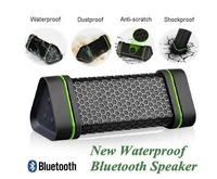 Latest Portable Wireless Bluetooth Speaker 4W Stereo audio sound Outdoor Waterproof Shockproof speaker for iphone 4 5 iPod, car
