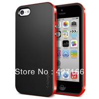 Free Shipping HotSell Mobile Shell,Hornet Protective Shell Border For IPhone 5 C Silicone Case