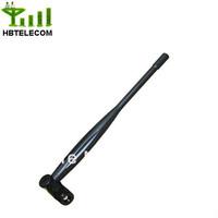2.4G-2DBI indoor rubber antenna
