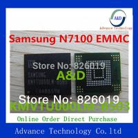 Programmed Free shipping best price for N7100 KMVTU000LM-B503 flash memory IC KMVTU000LM EMMC with firmware