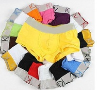 Free shipping! high quality steel cotton men's underwear wholesale