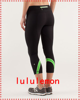 NWT Lululemon woman yoga capris , wunder under crop wholesale online ,aviaiable for size 4,6,8,10,12 ,Free shipping !!!