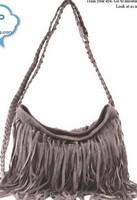 Lower Price! Super Star's Favorite Women's Vintage Tassel Shoulder Bag