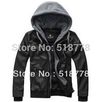 leather men genuine jacket jaquetas de couro dos homens jacket leather genuine men rider's jacket leather jacket men hoodie