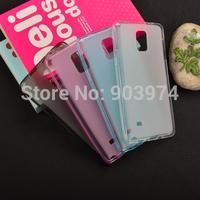 Galaxy note 4  Anti-skid design tpu case, Soft TPU Matt Case for Samsung Galaxy N910 Wholesale free shipping