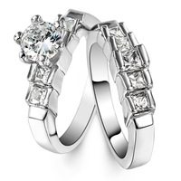 JA-5006A- High quality  brass jewelry rings for women  party or gift