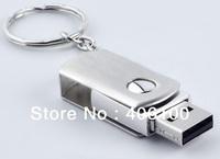 Hot Sale Fashion USB Flash Driver 32G 16G 8G USB flash memory drives USB 2.0 storage metal good quality Free shipping
