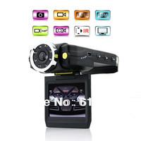 Car Black Box Novatek 120 Degrees Wide-angle Carcam G-sensor Full HD 1080P Car DVR  8 IR LED Night Vision/HDMI Free Shipping