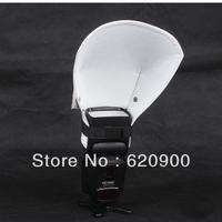 100% GUARANTEE Universal Flash Bounce Reflector Diffuser for Canon Nikon Olympus Pentax Sony
