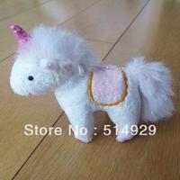 12cm Despicable Me plush toy animal dolls original single trade  Pony unicorn freeshipping