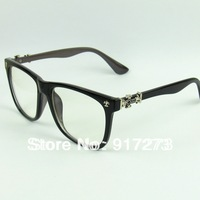 Plastic Optical Frame Mixed Colors For Myopia Or Hyperopia Classic Square Glasses With Clear Lens