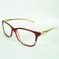 Аксессуар для очков Plastic Optical Frame Mixed Colors For Myopia Or Hyperopia Classic Square Glasses With Clear Lens