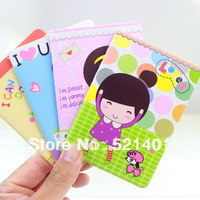 Wholesale Small fresh paragraph stationery school supplies prize small book notepad