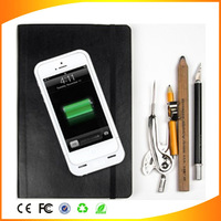 1700mah battery case for iphone 5,stand for ios 7 with golden quality new in 2013