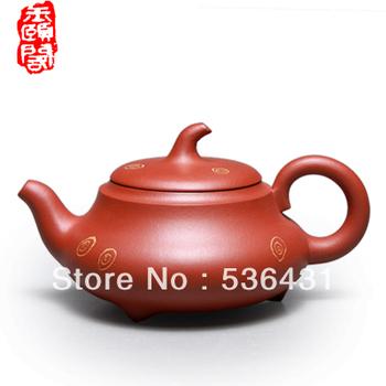 New 2013 purple teapot jade yixing teapot yixing teapot tea set gift teapot rinsible mud  free shopping