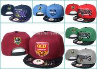 2015 new NRL AFL snapback caps man baseball caps sport hats 20pcs/lot