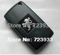 10 x Peugeot Emblem/Badge/Logo For Flip Remote Key Fob Cases