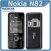 N82 Original Nokia N82 GPS WIFI 5MP GSM Unlocked Mobile Phone FREE SHIPPING