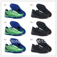 Free Shipping 2013 New Cheap KB 8 VIII elite G system Low Basketball Shoes KB 8 Mens Sneakers Shoes KB 8 Boots Trainers 40-46
